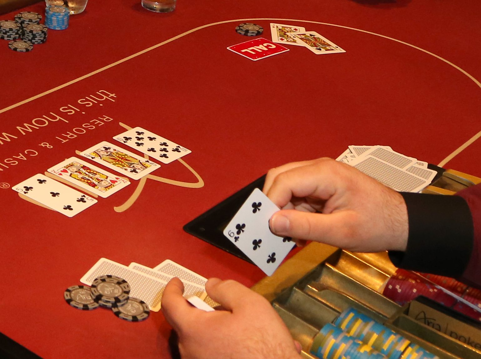 Apply These 5 Secret Strategies To improve Gambling