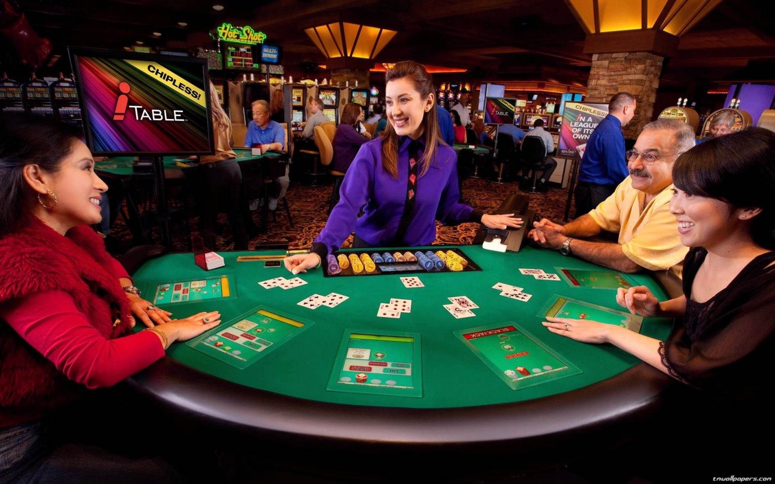 What Are The Important Benefits Of Casino