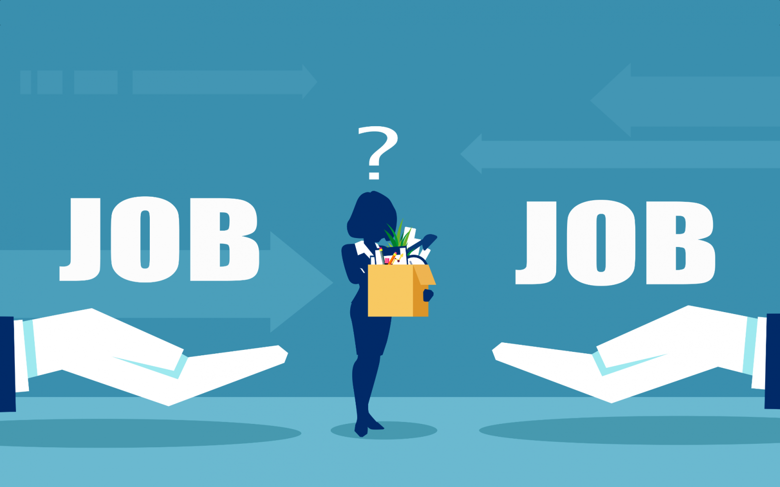 Your Job Offers About To Cease Being Relevant