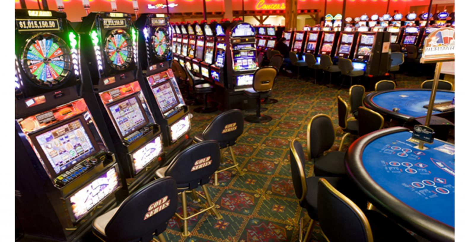 Four Methods Online Casino Could Make You Invincible