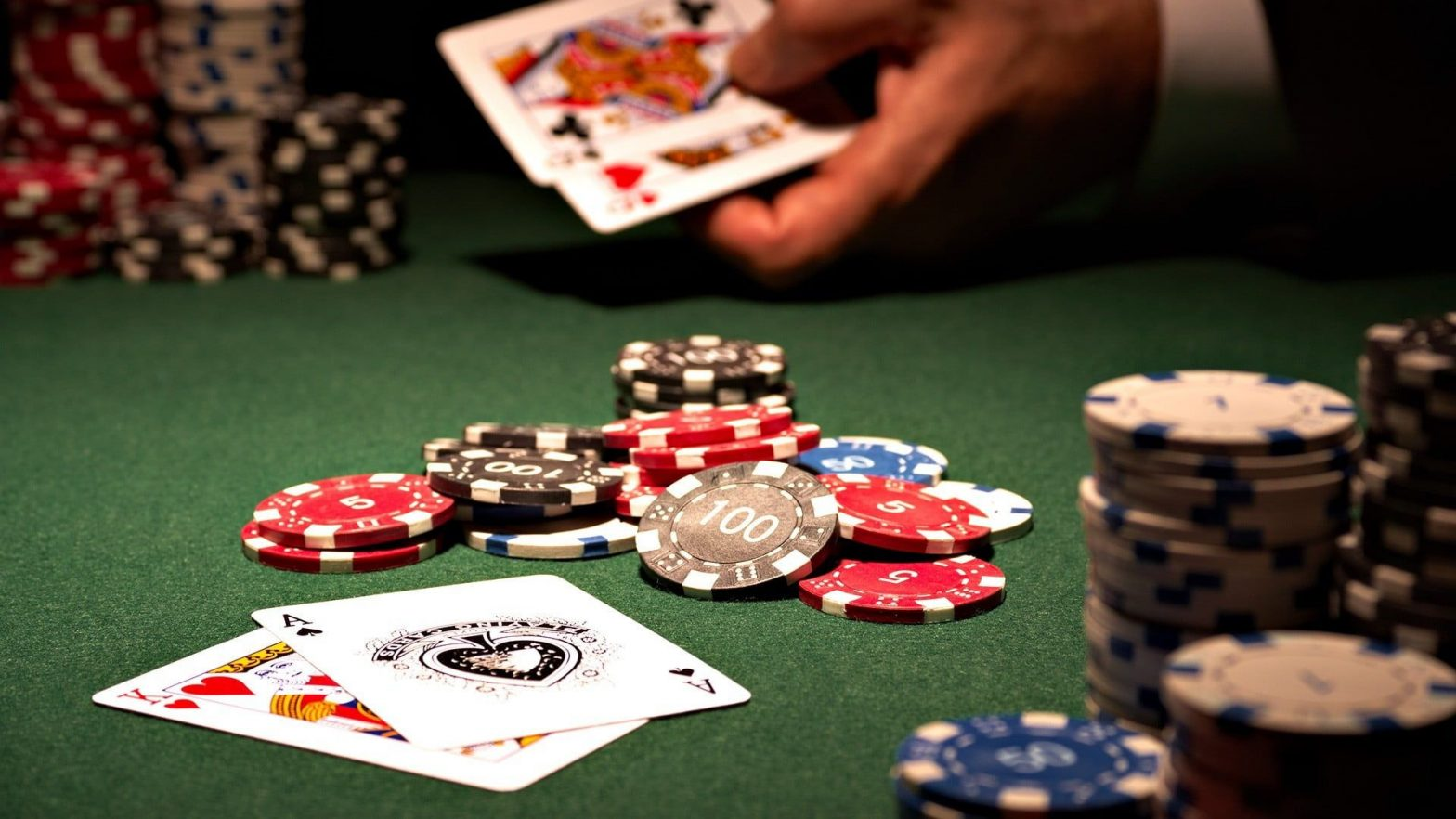 The Last Word Strategy To Casino